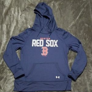 UNDER ARMOUR BOSTON RED SOX SWEATSHIRT HOODIE